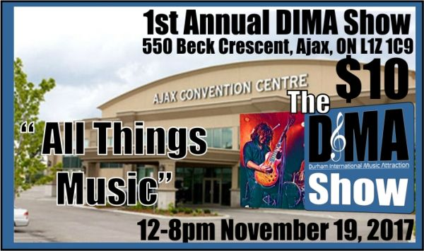 The 1st Annual Durham International Music Attraction (DIMA) Show