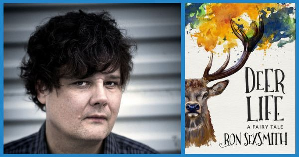 Literary Lunch with Ron Sexsmith