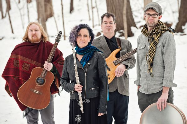 Nessa (presented by Cuckoo's Nest Folk Club)