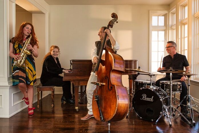 The Heillig Manoeuvre Jazz Quartet   - Music for a Sunday Afternoon