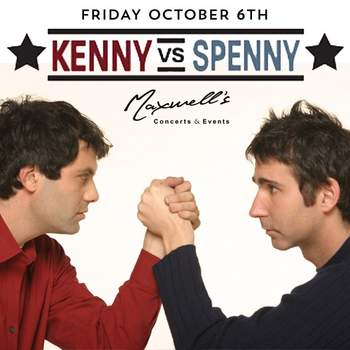 Kenny vs Spenny LIVE!