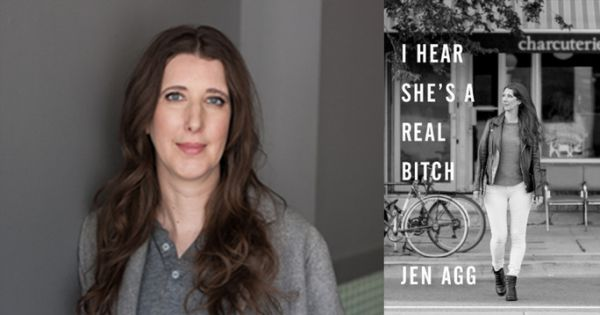 Not Bossy; Brilliant: A Literary Dinner with Jen Agg