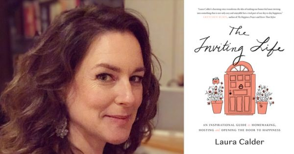 Exclusive Book Launch and Literary Lunch with Laura Calder