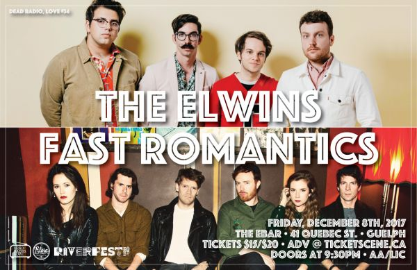 DRL #35 • The Elwins & Fast Romantics