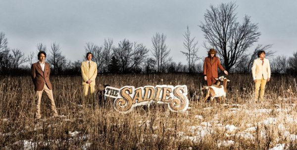 The Sadies Live at DSTRCT