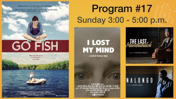 Forest City Film Festival 2017 - Sunday Late Afternoon - Program #17