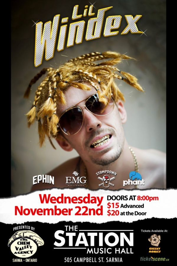 Lil Windex + Special Guests LIVE at The Station Music Hall