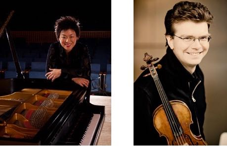 Canadian Composers for Violin and Piano