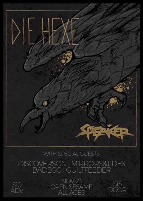 Die Hexe, Speaker, Discoverson and Guests - Kitchener