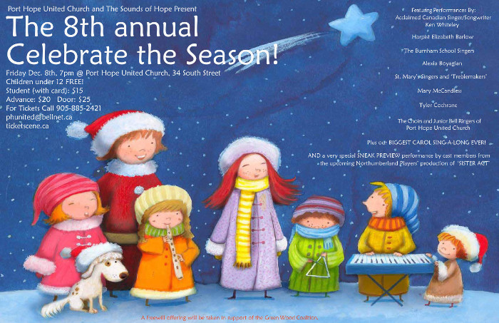 The 8th Annual 'Celebrate the Season!' Concert