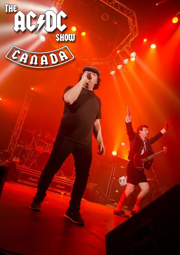 The AC/DC Tribute Show -  Kingston