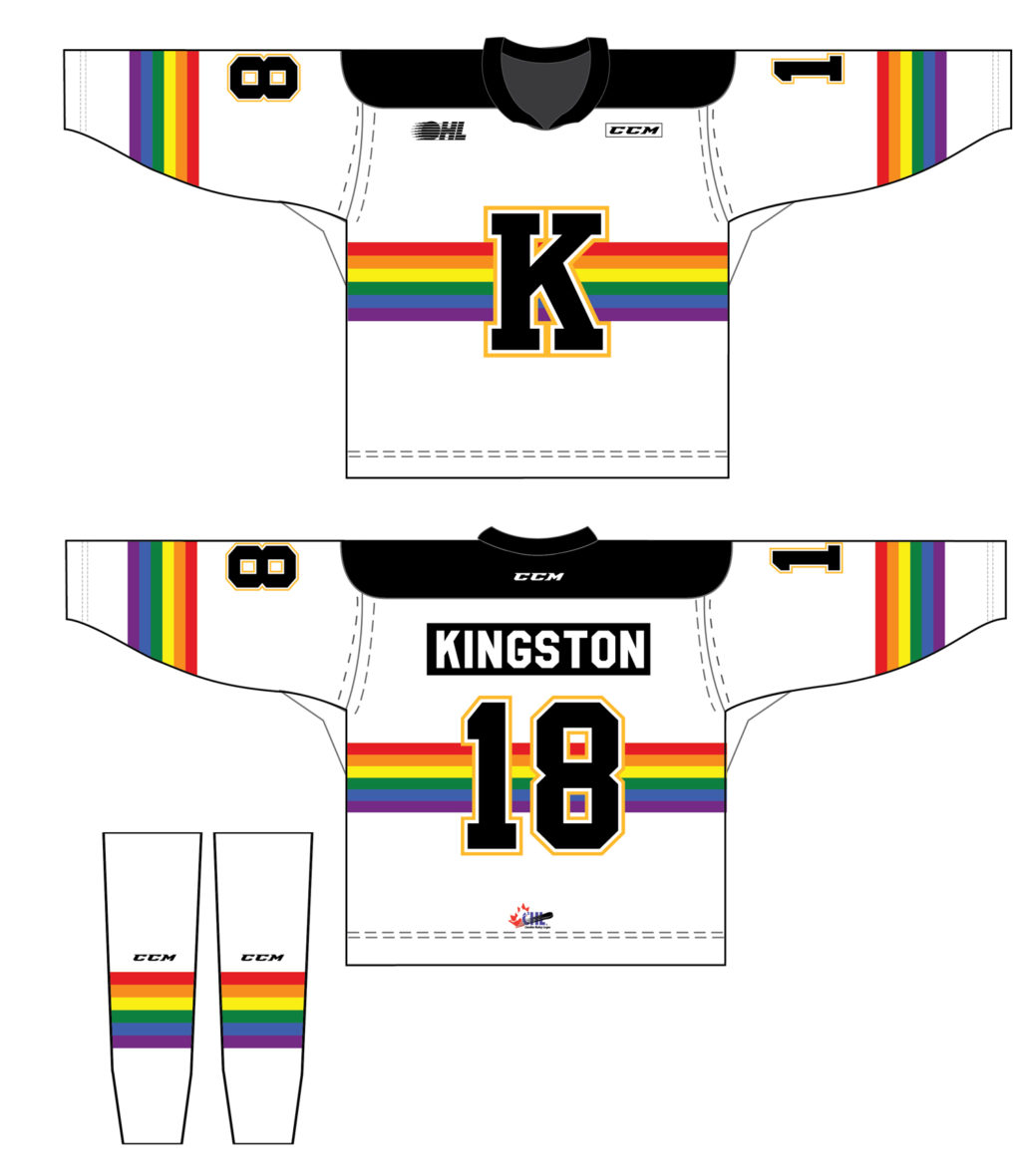 Pride Night with the Kingston Frontenacs