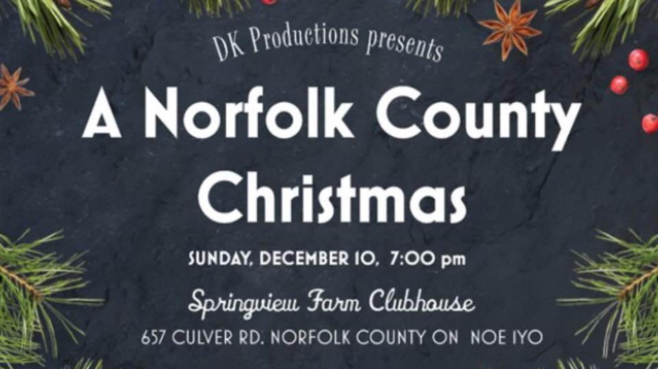 'A Norfolk County Christmas'