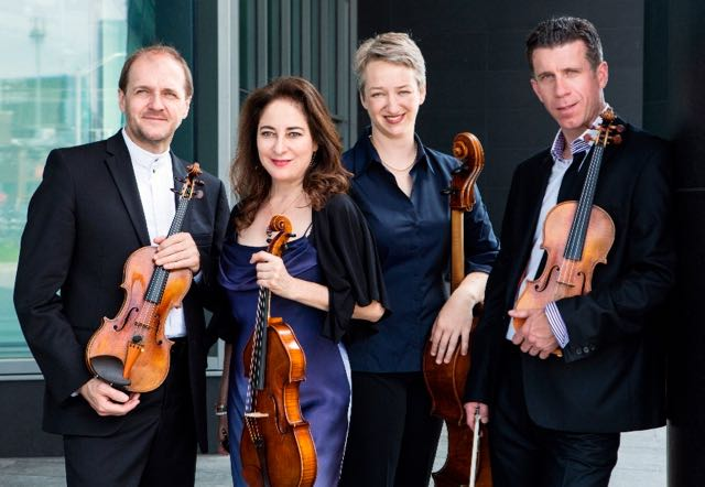 Waterloo's world-class Penderecki Quartet in concert