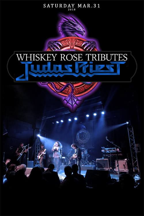 Whiskey Rose Tributes - Judas Priest