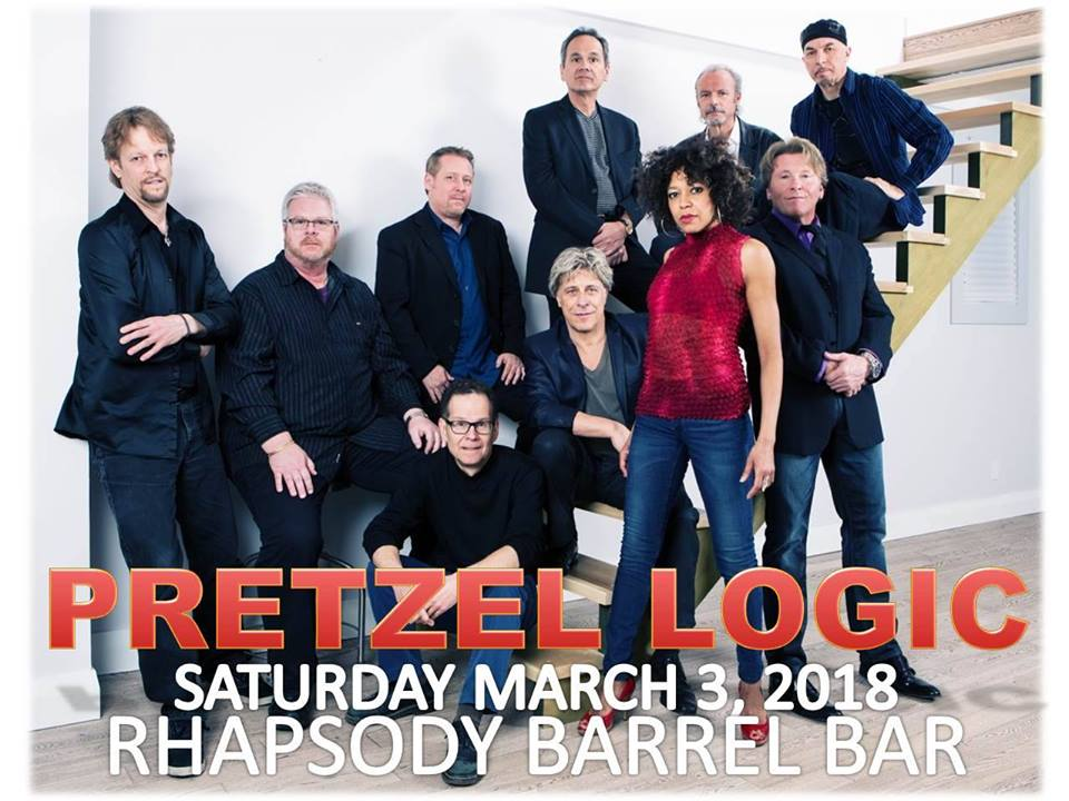 Pretzel Logic @ Rhapsody Barrel Bar