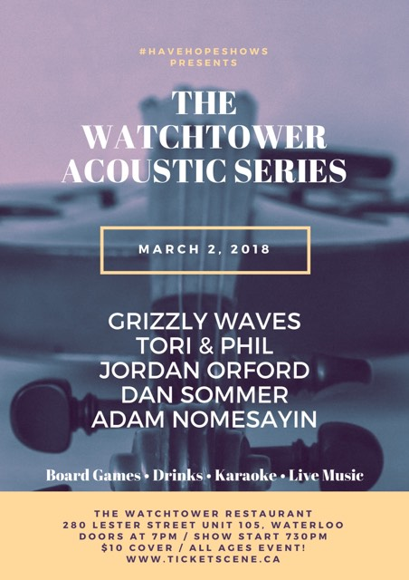 The Watchtower Acoustic Series Night 2