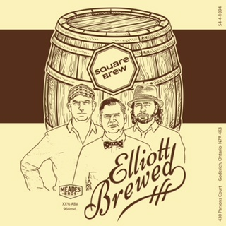 AN EVENING WITH ELLIOTT BROOD (BEER LAUNCH)