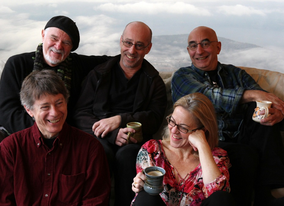 David Woodhead's Confabulation - CD Release: Friday, Feb 9
