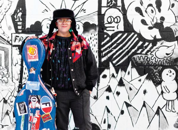 NUMUS presents: Cris Derksen