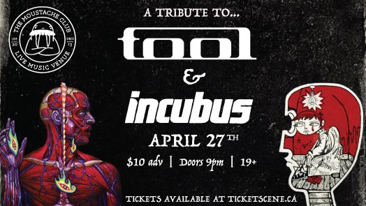 A Tribute Night Feat. Tool & Incubus