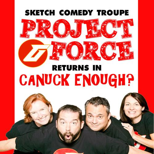 Project G Force - Sketch Comedy (Saturday Early Show)