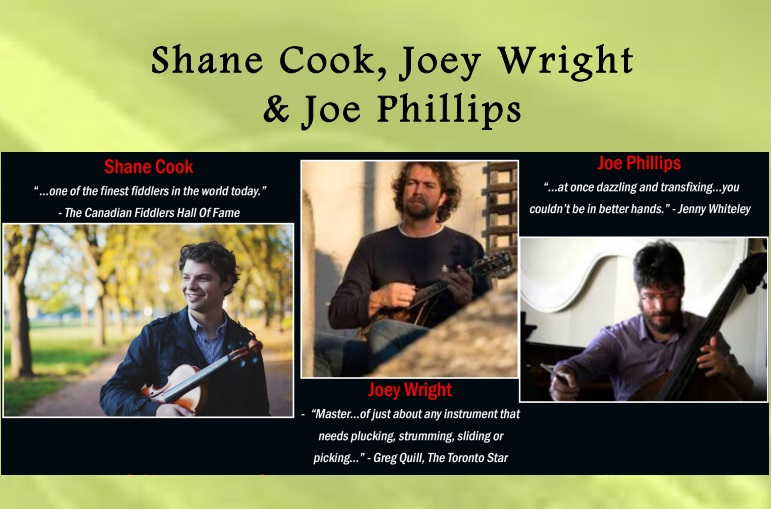 SHANE COOK, JOEY WRIGHT, JOE PHILLIPS @ LMC!!!