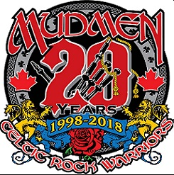 Mudmen  20th Anniversary Tour