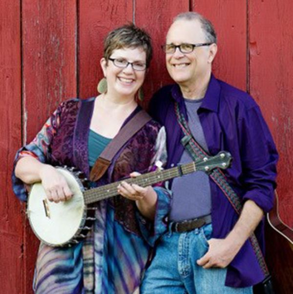 Rise Up Singing with Annie Patterson & Peter Blood (presented by Cuckoo's Nest)