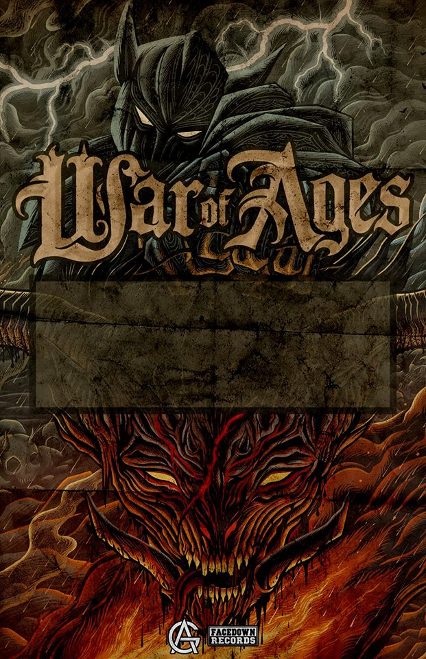 War Of Ages, Bloodshot Dawn, Aepoch & More In Ottawa April 19th
