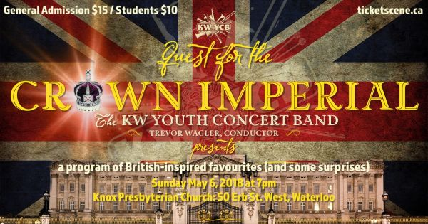 "KW YCB presents ""Quest for the Crown Imperial"