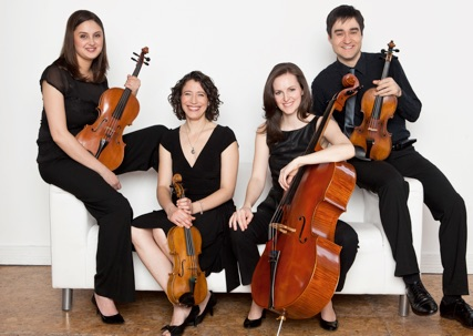 An outstanding Toronto String Quartet with acclaimed pianist