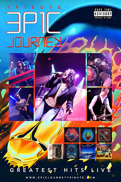 Epic Journey - a Tribute to the band Journey