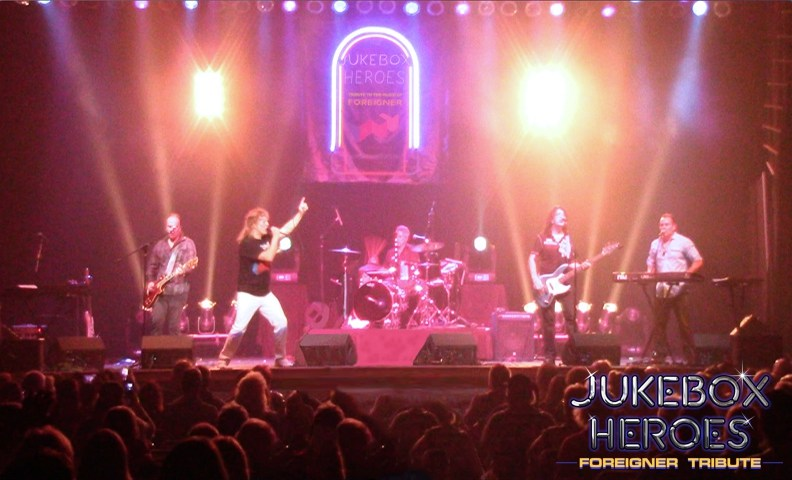 Jukebox Heroes Foreigner Tribute