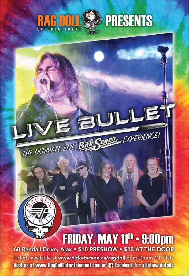 LIVE BULLET - The Ultimate Live Bob Seger Experience!