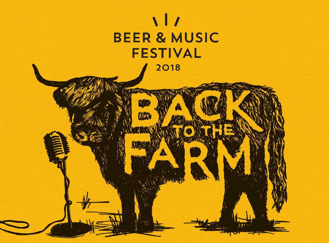 Back to the Farm: MacKinnon Brothers Beer & Music Festival