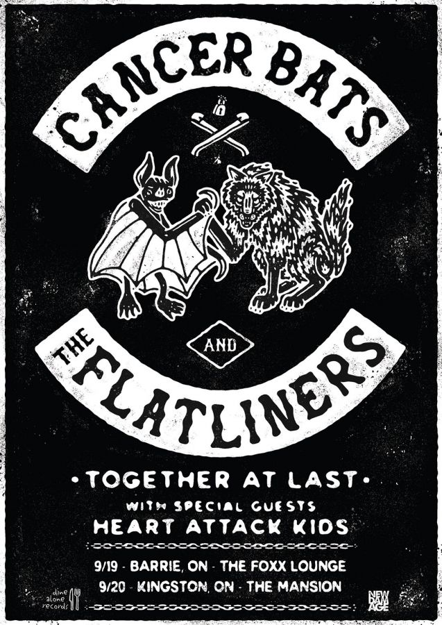 Cancer Bats, The Flatliners