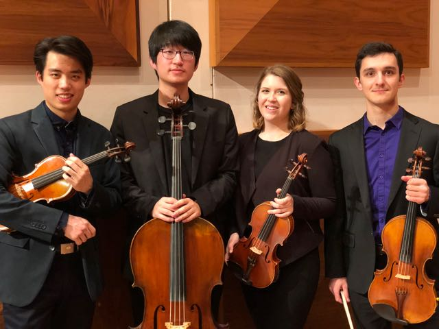 QuartetFest No. 6 (Finale): Outstanding Students in Action (3)