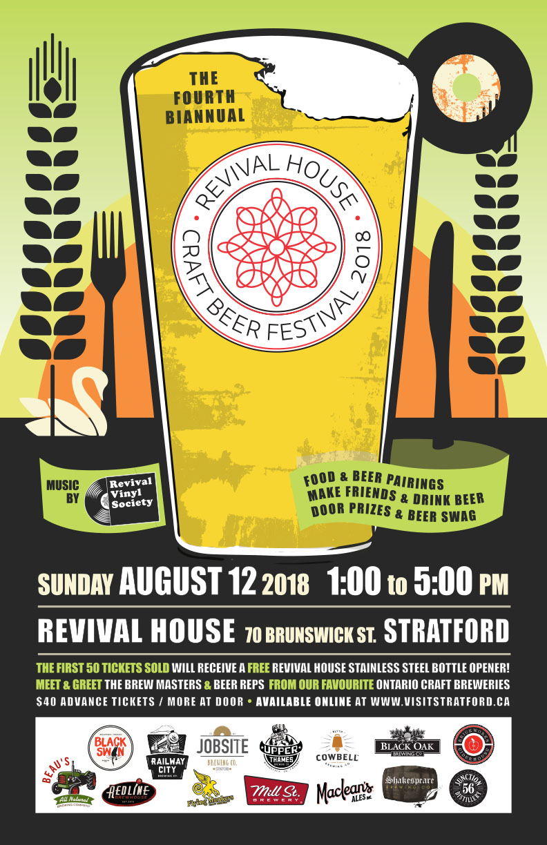 Revival House Summer Craft Beer Festival