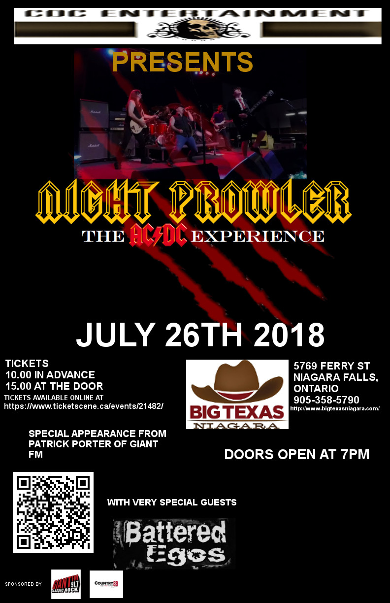 Night Prowler-The AC/DC Experience