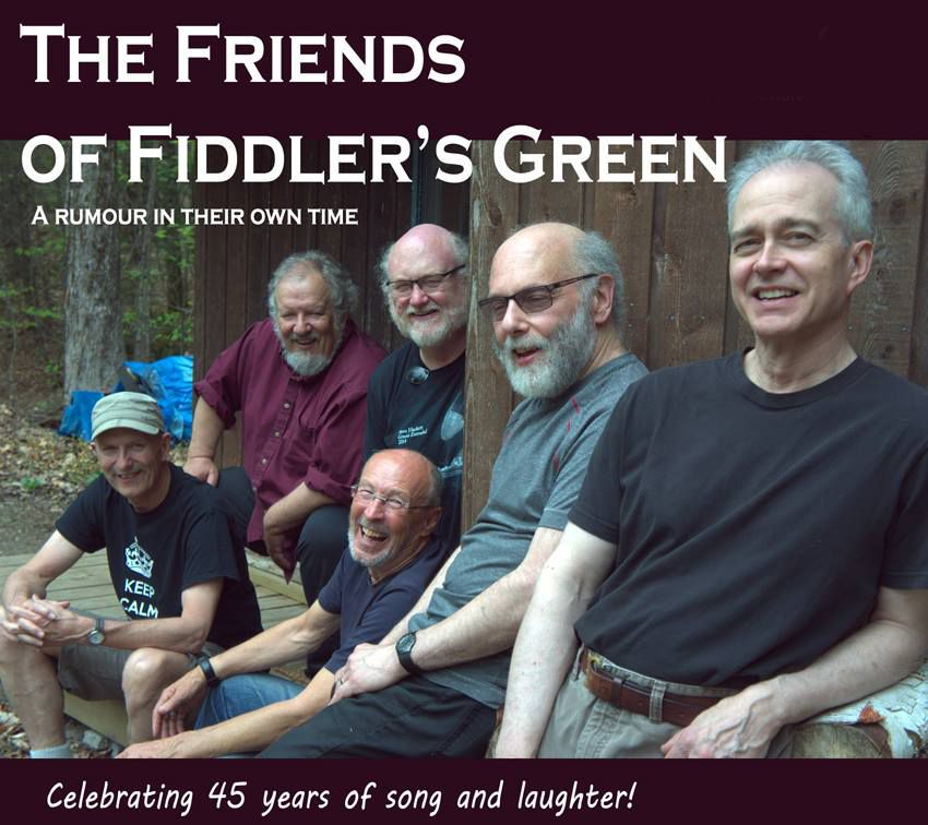 Friends of Fiddler's Green (presented by Cuckoo's Nest)