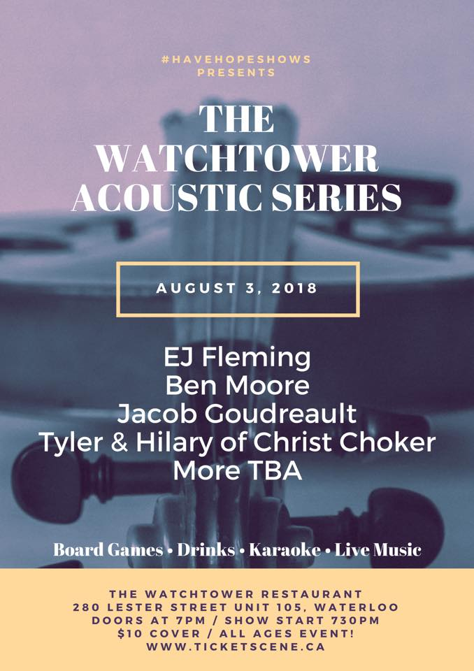 Watchtower Acoustic Night 7.0