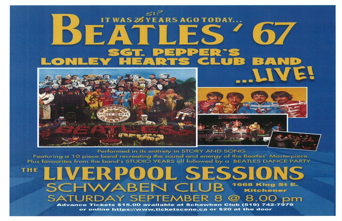 The Liverpool Sessions