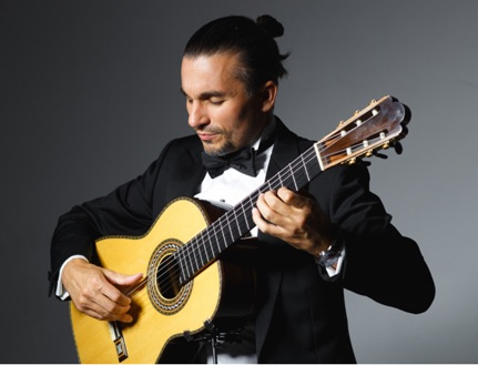 Superb Russian Classical Guitarist