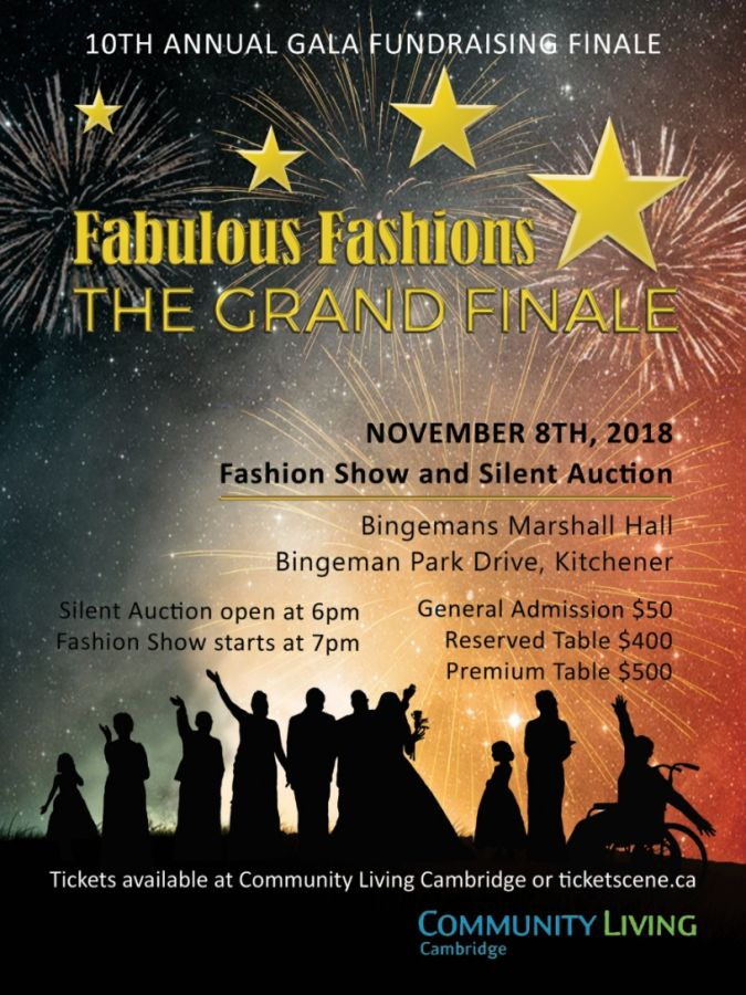 Fabulous Fashions - The Grand Finale