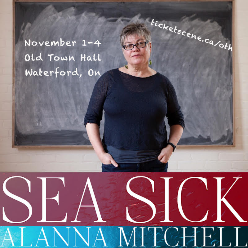 SEA SICK | Alanna Mitchell