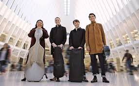 Chamber Music Hamilton - Calidore String Quartet