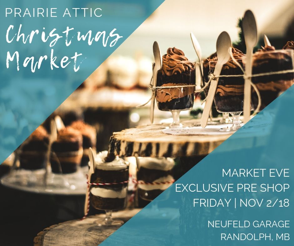 Prairie Attic - Market Eve Exclusive Event