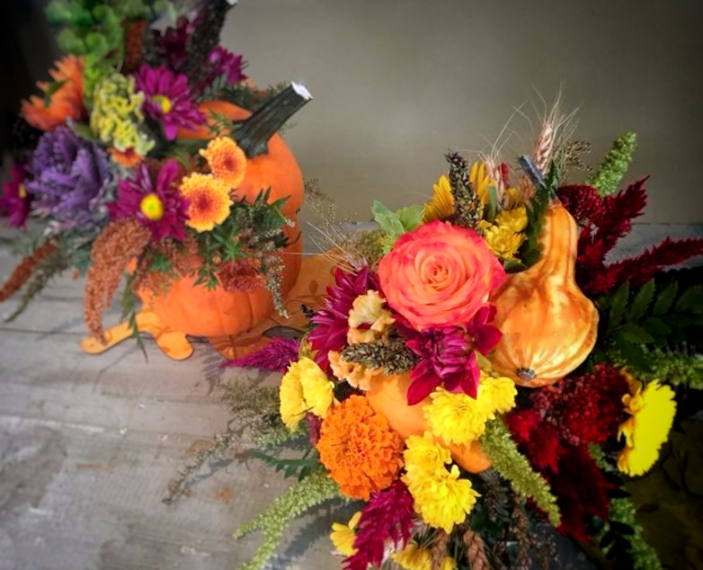 Thanksgiving Floral Centerpiece Workshop