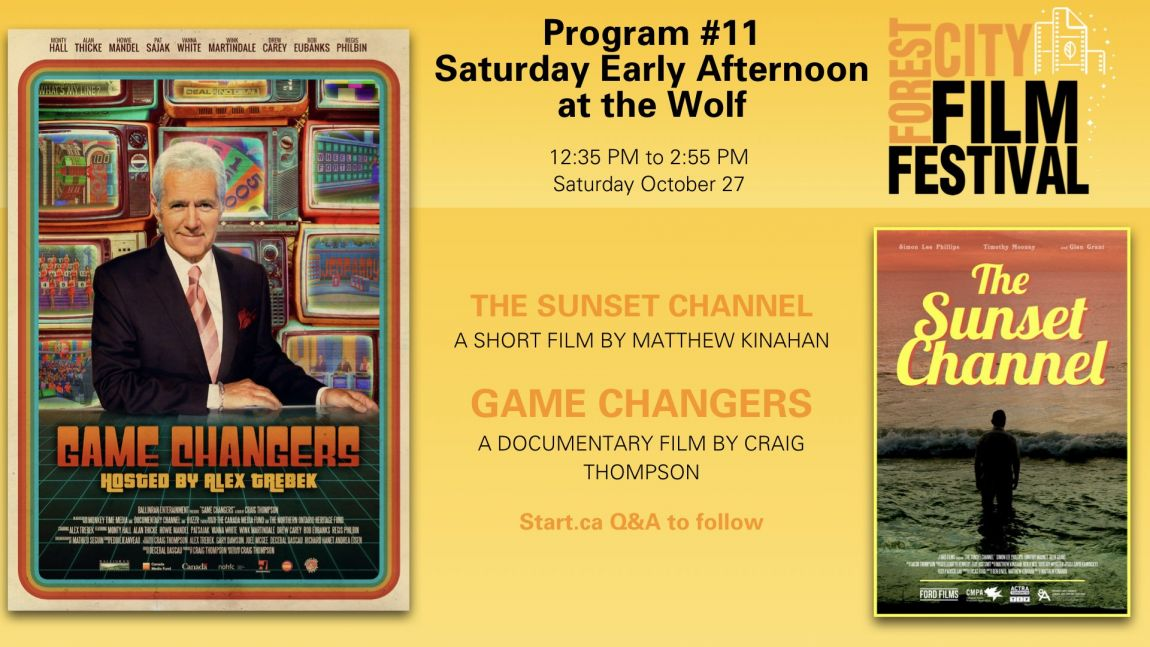 Forest City Film Festival 2018 - Saturday Early Afternoon at the Wolf, Program #11